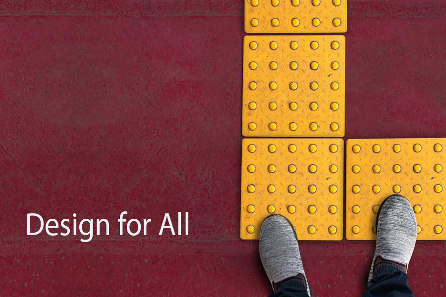 Design for All: Universal Design for Buildings