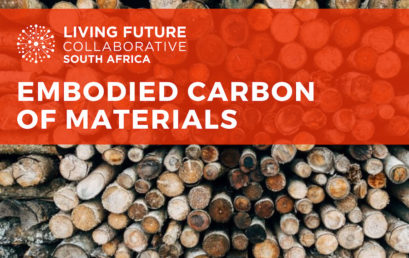 Embodied Carbon of Materials