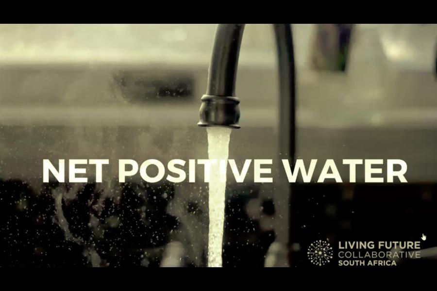 Net Positive Water Buildings